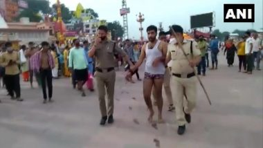 Uttarakhand: Haridwar Police Arrest 6 Tourists for Allegedly Smoking 'Hookah' at Har Ki Pauri Ghat
