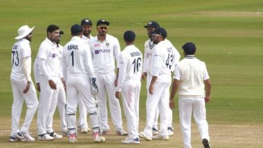 Sports News | Warm-up Game: Umesh Strikes but Hameed Shines for County Select XI on Day 2