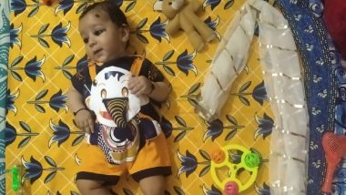 Tanishk Singh, 10-Month-Old Suffering From Rare Genetic Disorder, Needs Injection Worth Rs 16 Crore, Parents Pin Their Hope on Crowdfunding To Save His Life