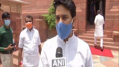 Sports News   Tokyo Olympics: Anurag Thakur and Other MPs Cheer for Indian Athletes