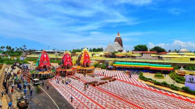 Odisha: Shree Jagannath Temple in Puri To Reopen in Phased Manner From August 16