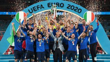 Italy Wins UEFA Euro 2020 Final, Beats England 3-2 in Penalty Shootout