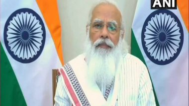 PM Narendra Modi Urges CMs of North East States for Strict Monitoring of All COVID-19 Variants