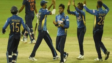Sports News | SL Vs Ind: Growth of Players Has Been Fantastic, We'll See Rewards in Future, Says Arthur