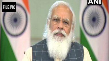 India News   Need for India to Unite, Work Towards National Progress, Says PM Modi