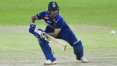 IND vs SL 1st ODI 2021: Ishan Kishan Says 'Told Everyone in Dressing Room That I'll Hit My First Ball for Six'