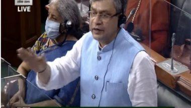 India News   Pegasus Row: IT Minister Ashwini Vaishnaw to Speak in Parliament Today