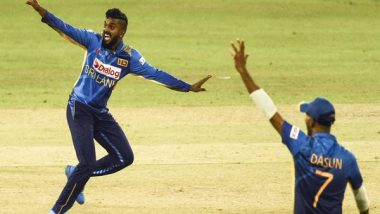 Sports News | Sri Lanka Fined for Slow Over-rate in Second ODI Against India