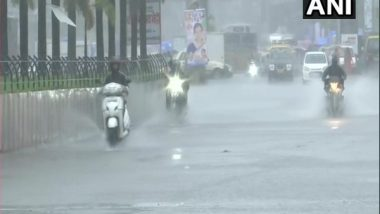 Mumbai Rains: Heavy Showers Leave Several Areas Waterlogged