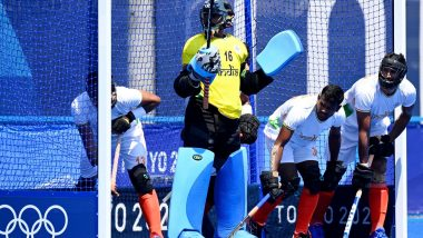 Tokyo Olympic 2020: Indian Men's Hockey Team Beat New Zealand 3-2 in First Match
