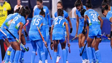 Sports News | Tokyo Olympics: India Women's Hockey Team Defeat South Africa, Stay in Contention for QF Berth