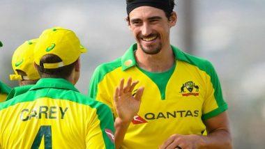 Sports News | Starc, Wade Shine as Australia Defeat Windies in 3rd ODI, Take Series 2-1