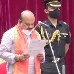 Basavaraj Bommai Takes Oath as New Karnataka Chief Minister, Succeeds BS Yediyurappa
