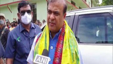 India News   Civilians in Mizoram Have Taken Up Arms, Says Assam CM