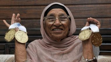 Mann Kaur Dies: The Centenarian Sprinter, Who Started Her Athletic Career at the Age of 93, Dies at 105 Due to Cancer