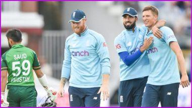 England Beat Pakistan by 52 Runs in Second ODI, Win Series
