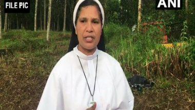 India News | Kerala HC Dismiss Sister Lucy Kalappura's Plea Seeking Police Protection
