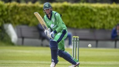 SA vs IRE: Neil Rock, Ireland Batsman, Tests Positive For COVID-19, Stephen Doheny Called Up as Replacement