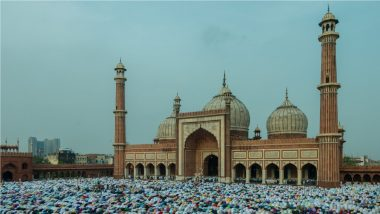 Eid al-Adha 2021: From Bakrid in India to Eid-el-Kabir in Egypt, How Eid Al-Adha is Celebrated in Different Countries Across the Globe