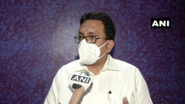 Parliament Monsoon Session 2021: TMC MP Santanu Sen Suspended for Remaining Part of Rajya Sabha Session