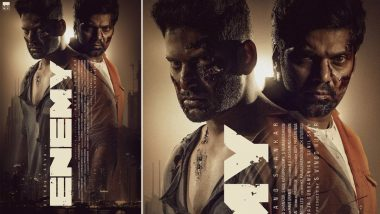 Enemy: Vishal and Arya's Film Teaser To Be Out on July 24 at THIS Time!