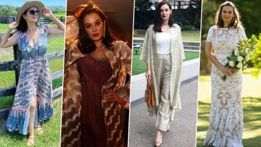 Evelyn Sharma Birthday Special: Yeh Jawaani Hai Deewani Actress' Fashion Sense Is Always Perfect!