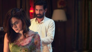 Haseen Dillruba Review: Taapsee Pannu And Vikrant Massey's Thriller Gets Mixed Response From The Critics
