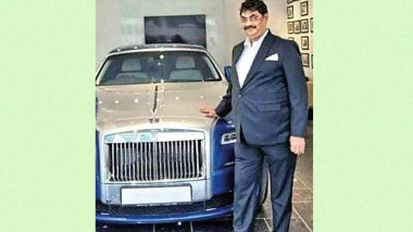 Sanjay Gaikwad, Shiv Sena Leader & Businessman, Who Owns Rolls Royce Car Worth Rs 8 Crore, Booked for Electricity Theft