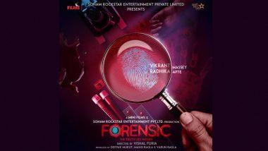 Forensic: Vikrant Massey and Radhika Apte Team Up for the Hindi Remake of Tovino Thomas' Malayalam Hit (Watch Motion Poster)