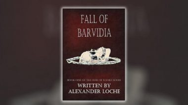 Fall of Barvidia: One of the Best High Fantasy Books of 2021