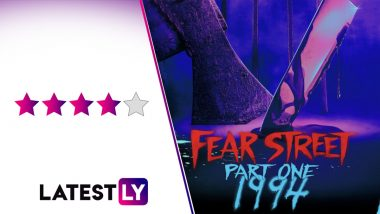 Fear Street Part One - 1994 Movie Review: Netflix's Horror Flick Is a Fun Throwback to Retro-Slasher Films (LatestLY Exclusive)