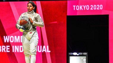 Tokyo Olympics 2020: PM Narendra Modi Applauds Fencer CA Bhavani Devi, Says 'India Proud of Your Contributions'