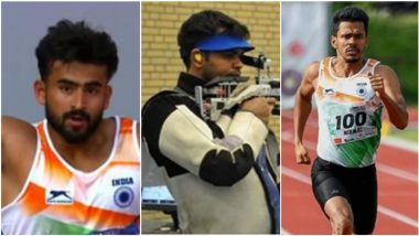 Indian Athletes at Tokyo Olympics 2020: Five Air Warriors of Indian Air Force Represent the Nation at Summer Games