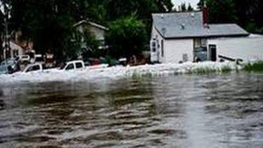 World News | Heavy Rains Cause Flooding in Northeastern Turkey