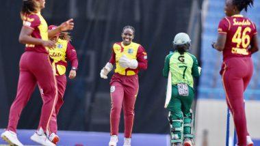West Indies Women vs Pakistan Women Live Cricket Streaming Online of 2nd ODI 2021: Get Telecast Details of WI W vs PAK W