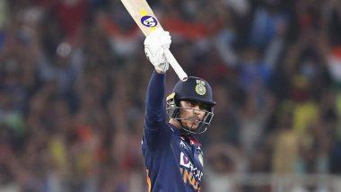 Birthday Boy Ishan Kishan Scores Half-Century on ODI Debut During India vs Sri Lanka Series Opener