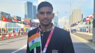 Manish Kaushik at Tokyo Olympics 2020, Boxing Live Streaming Online: Know TV Channel & Telecast Details for Women's 63kg Prelims Round of 32 Qualification Coverage