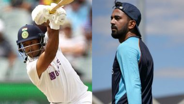 Mayank Agarwal To Open, KL Rahul To Be Wicketkeeper in India's Warm-Up Game Against County Select XI: Report