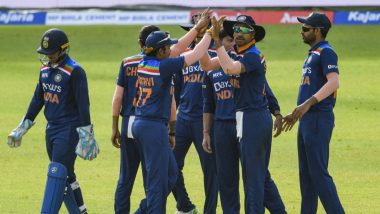 IND vs SL 2nd ODI 2021 Toss Report & Playing XI Update: India Remain Unchanged As Sri Lanka Opt To Bat