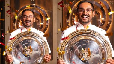 MasterChef Australia Winner Justin Narayan Says I'd Like to Open My Own Restaurant Someday