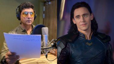 Loki: Saptrishi Ghosh on Voicing Tom Hiddleston's Voice for the Disney+ Hotstar Series in the Hindi Version