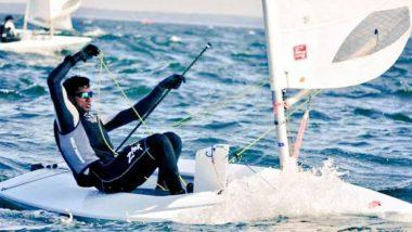 Vishnu Saravanan at Tokyo Olympics 2020, Sailing Live Streaming Online: Know TV Channel & Telecast Details for Men's Laser Race 2 and 3 Qualification Coverage