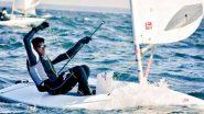 Vishnu Saravanan at Tokyo Olympics 2020, Sailing Live Streaming Online: Know TV Channel & Telecast Details for Men's Laser Race 4, 5 and 6 Qualification Coverage