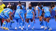 Tokyo Olympics 2020: Indian Women's Hockey Team Defeated 0–2 by Germany, Succumb to Second Loss in Ongoing Competition