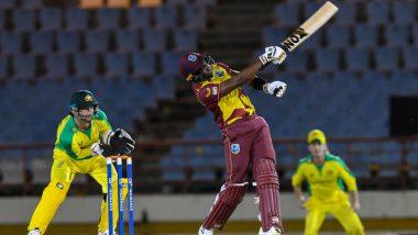 West Indies vs Australia Live Cricket Streaming Online of 1st ODI 2021: Get Telecast Details of WI vs AUS