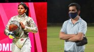 Gautam Gambhir Reacts to Bhavani Devi's Apology Note After Tokyo Olympics 2020 Defeat, Says, 'Whole Country Proud of Your Aspirations'