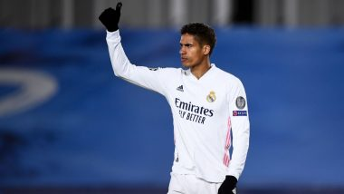 Raphael Varane Reportedly Close To Join Manchester United From Real Madrid