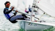 Nethra Kumanan at Tokyo Olympics 2020, Sailing Live Streaming Online: Know TV Channel & Telecast Details of Women's Laser Radial Race 9 and 10