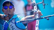 Atanu Das Defeats South Korea's Jin Oh-Hyek 6–5 in Men's Individual 1/16 Eliminations Round in Archery at Tokyo Olympics 2020