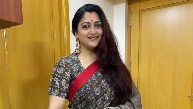Khushbu Sundar's Tweets Get Deleted; Did Actress-Politician's Twitter Account Get Hacked?